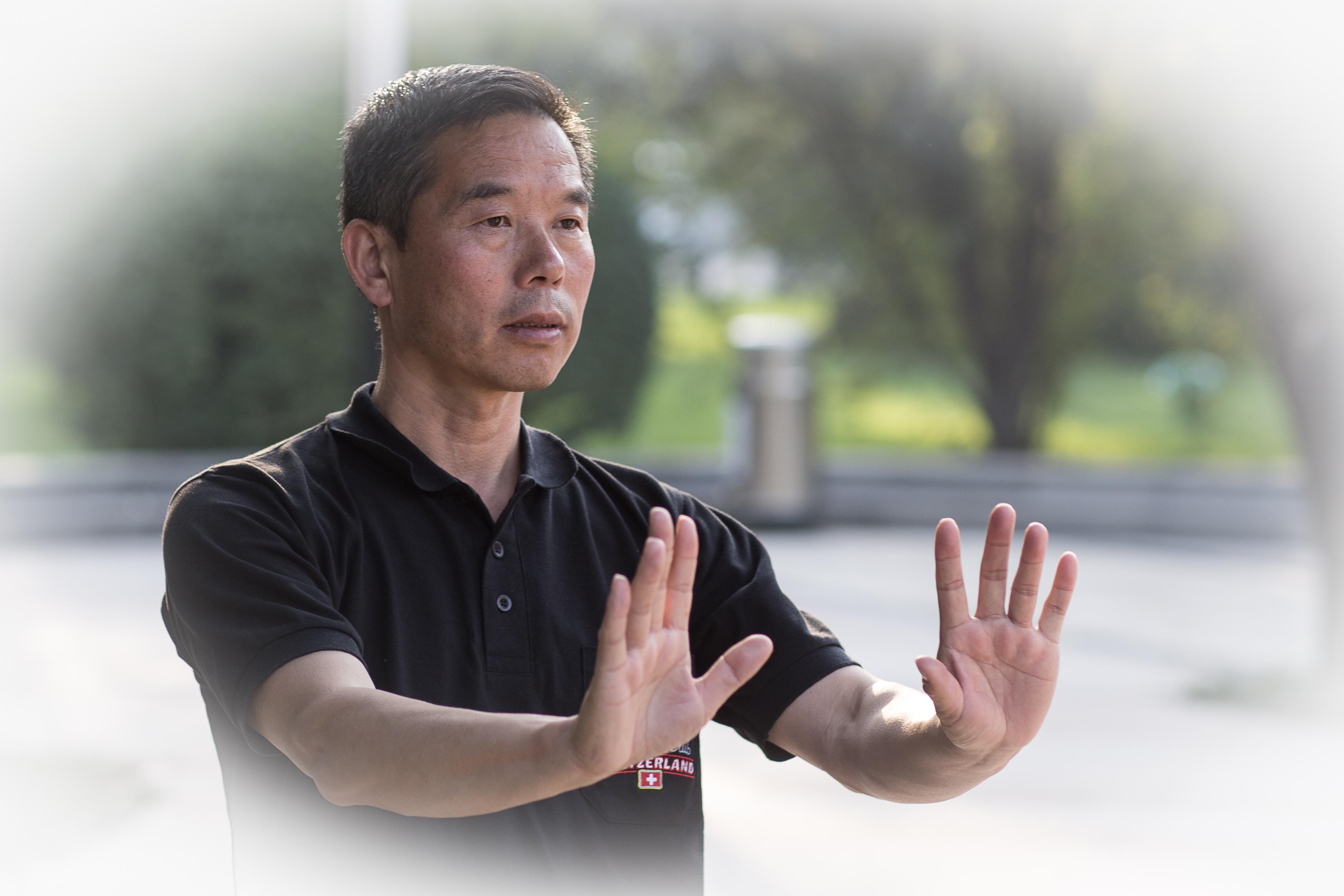 Master Yang Yubing